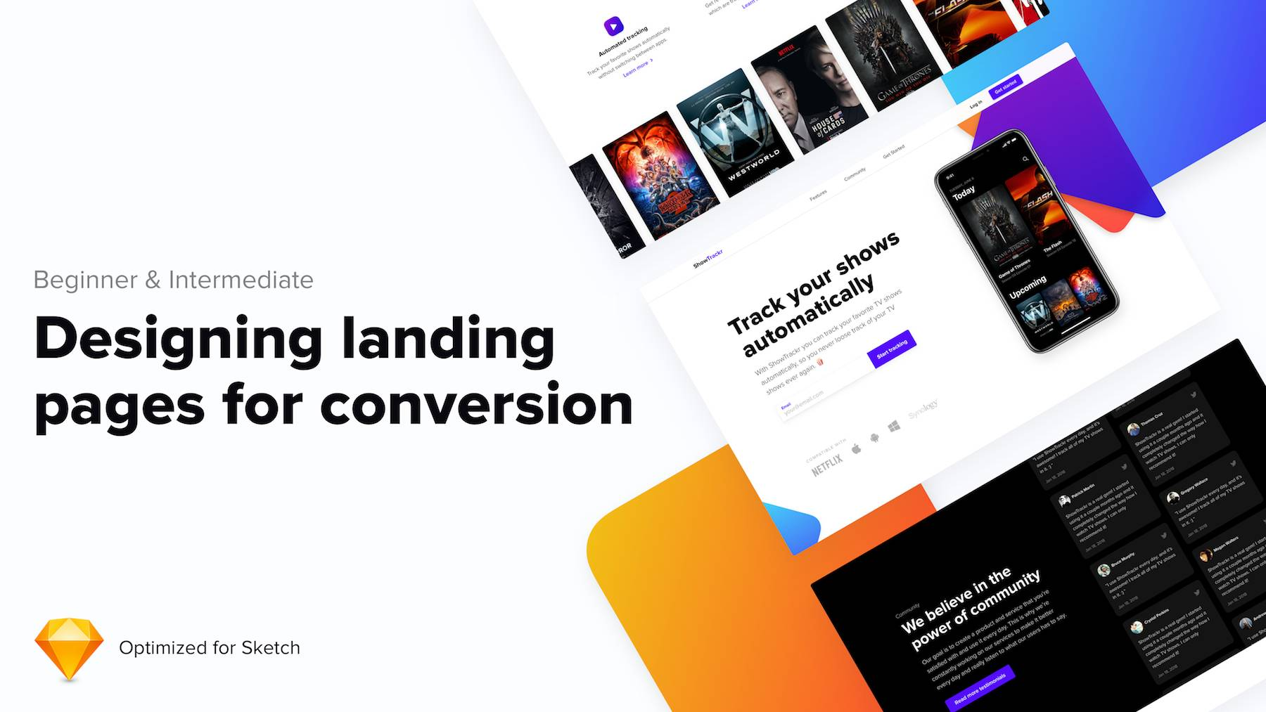 Skillshare Designing Landing Pages for Conversions